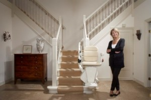 curved stair lift dublin